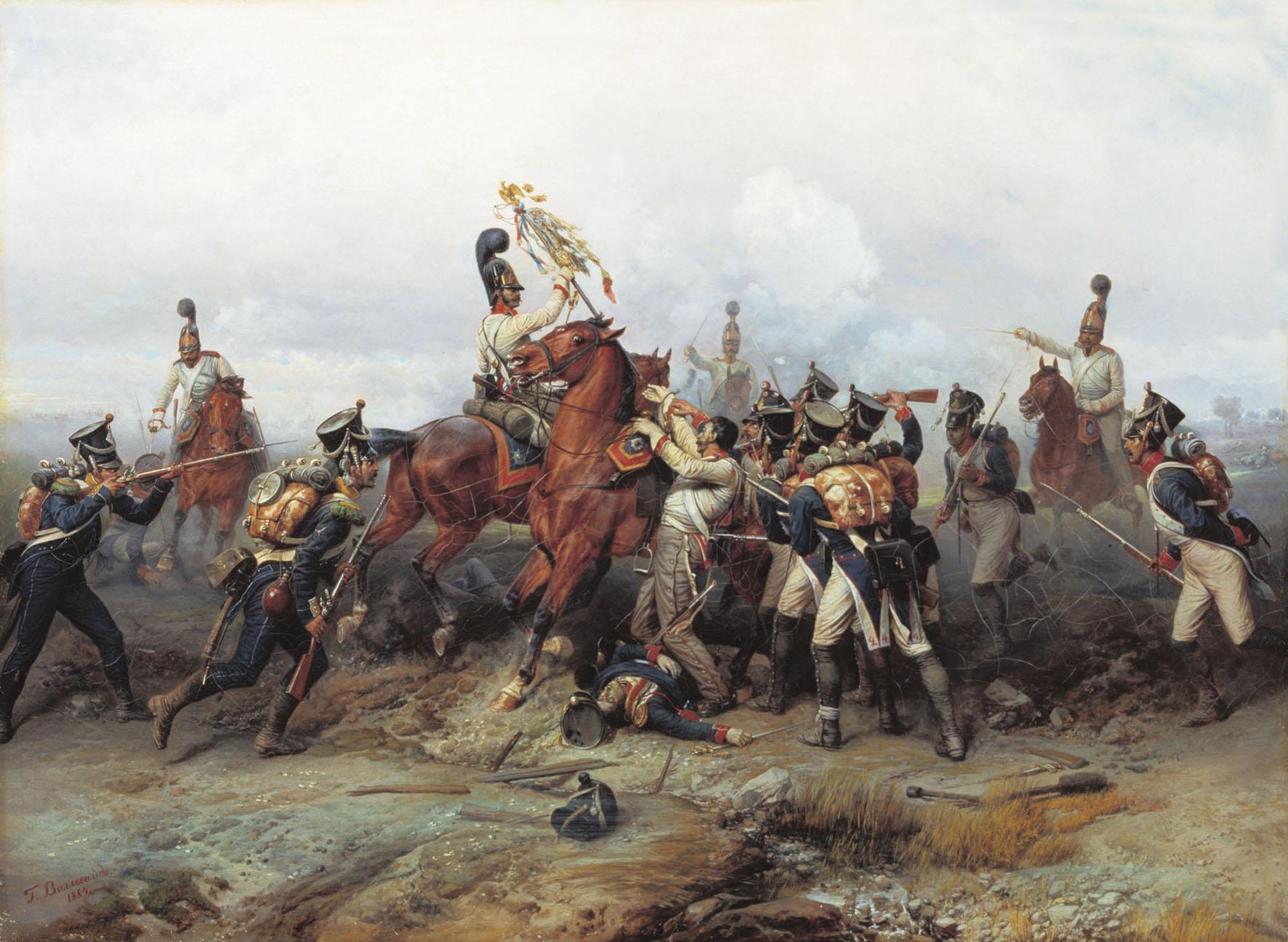 Napoleon bonaparte a man of war