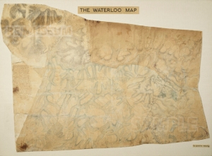 Waterloo_Map copyright RE museum
